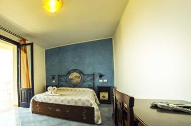 camera matrimoniale - Torre Salina